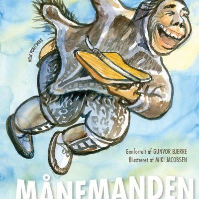 NYHED ny bog, gamle sagn - for både børn og voksne :)